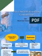 Zollinger Ellison Syndrome
