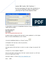 Proveravanje MD5 Hasha ISO Fajlova !