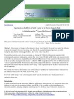 Vital Force Technology- Electromagnetic Fields