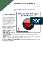 Virtual DJ Tout Ce Que Vous DEVEZ Savoir Sur Ce Logiciel de Mix