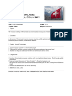 Switzerland Lesson Plan Neutrality