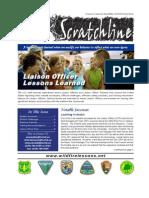 Scratchline Issue 25
