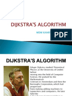Dijkstra's Algorithm Ppg
