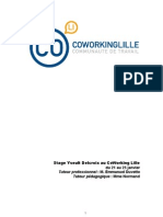 Stage Coworking Lille