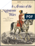 Osprey, Men-At-Arms #051 Spanish Armies of the Napoleonic Wars (1975) OCR 8.12
