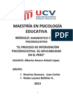 monografia intevencion psicoeducativa en el Perú