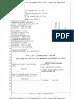 Chip Packaging Solutions v. Epson Electronics America et. al.