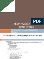 Respiratory System Part Three