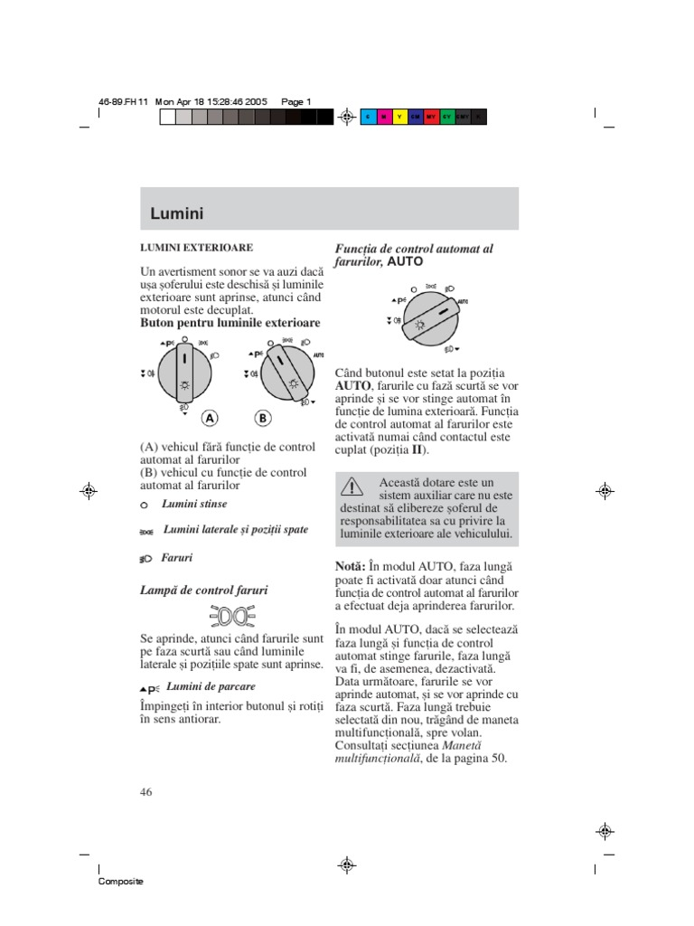 Ford Focus II Manual