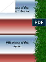Affections of the Spine and Thorax