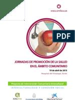 Programa Jornadas de Salud Comunitaria
