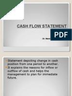 Cash Flow Statemwent