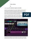 Wondershare Video Editor - Guia do usuário