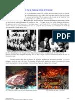 Aa. Restaurante  'El Rincón del Vino' de Ezcaray e historia del historiador.