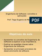 Aula Engenharia Software