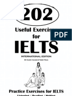 202 Useful Exercises for IELTS