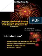Pyro Sequencing