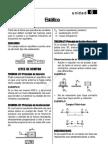 ESTÁTICA-TEORÍA Y EJERCICIOS RESUELTOS ( 3 HORAS DE CLASE EN VIDEOS )+PDF ~ FÍSICA EJERCICIOS RESUELTOS Y TEORÍA