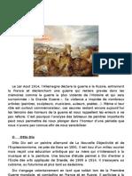 Les peintres de la Grande Guerre