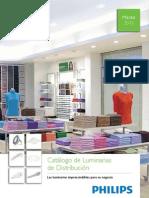 Catálogo Luminarias Distribución 2013