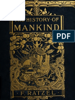 Frederich Ratzel History of Mankind Vol 01
