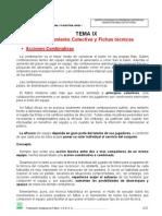 TEMA IV Entrenamiento Colectivo y Fichas Tecnicas