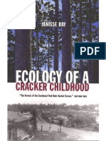 Ecology of a Cracker Childhood | A Memoir by Janisse Ray