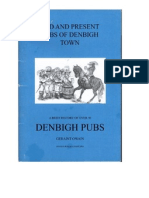 Old and present pubs of Denbigh town