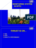 NTPC Project Monitoring