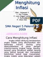 Cara Menghitung Inflasi
