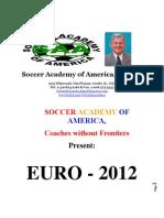Euro-2012 - Professional Football Coaches' Homework