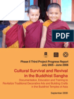 UNESCO - Cultural Survival and Revival in the Buddhist Sangha [2006]