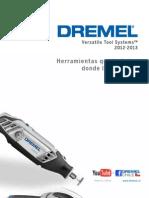 Catalogo Dremel 2012