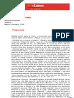 10. Espejo de Tres Cuerpos Odette Alonso Novela
