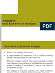 Mba-cm Me Lecture 1