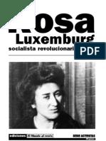 Rosa Socialista Revolucionaria