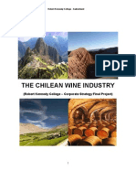 Chile and the Chilean Wine Industry