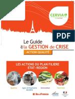 Le Guide de La Gestion de Crise