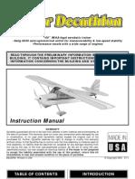 Decathlon Manual