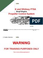 Pt6a 67b Maintenance Manual Installation