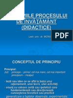 Curs 1 Principiile Pdi