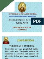 2. Exposicion de Turbidez
