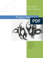 project planning or srs-Online Library
