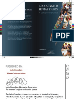 Educating for Human Rights: A Teachers' Guide for Grades 1-6