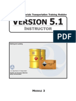 HazMat Trasportation Traing Mod V 5.1 Instructor.pdf