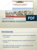 Mesopotamian Civilization Presentation