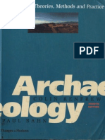 Archaeology, theory, metods and society, Colin Renfrew and Paul Bahn