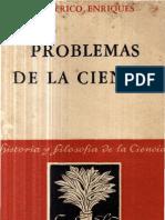 Enriques,F.- Problemas de La Ciencia