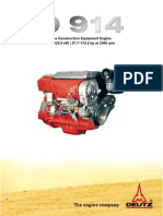 D914 - The Construction Equipment Engine