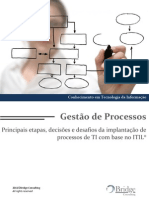 Implantao de Processos de TI ITIL
